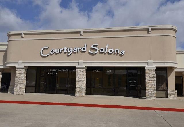 Courtyard Salons